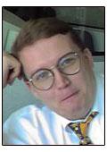 Jon Morby - founder of Fido.Net.